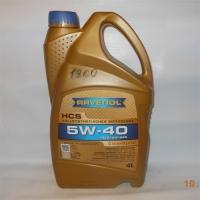 Ravenol HCS 5w40 sintetika 4L