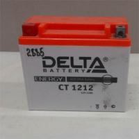 Аккумулятор DELTA Мото 12v 12 am