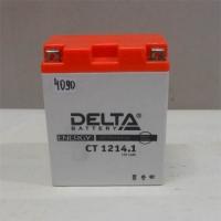 Аккумулятор DELTA Мото 12v 14 am