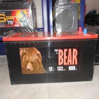 Аккумул Тюмень медведь 132 а/ч